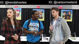 Kendall and Carson Interview