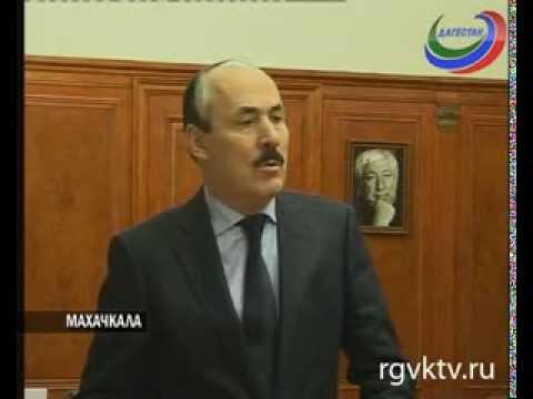 Руководители Морского торгового порта Махачкалы и компании «Порт-Петровск» подписали соглашение