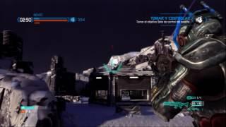Lost Planet 3, Online  1, Sobrevivir a los Akrid