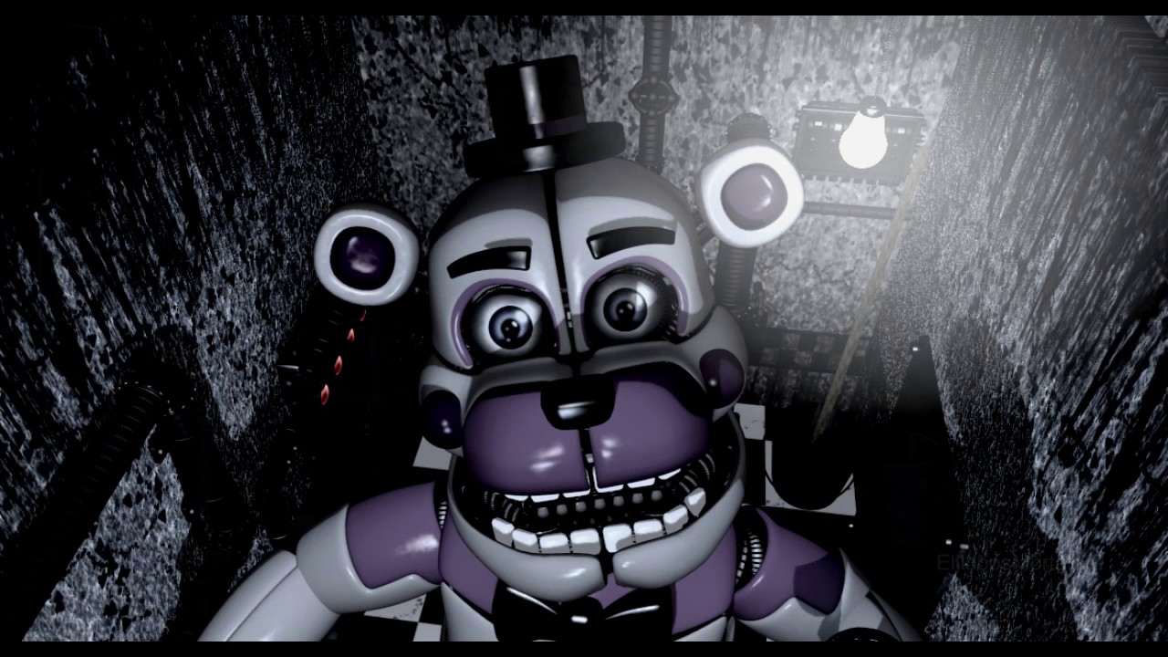 Fnaf: Sister Location Custom Night - FNaF Sister Location