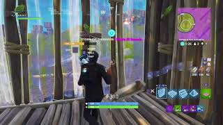 Trigger-happy RPG Noob gets destroyed for the battle royale victory - Fortnite - Solo