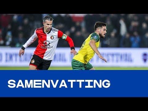 HIGHLIGHTS | Feyenoord - Fortuna Sittard