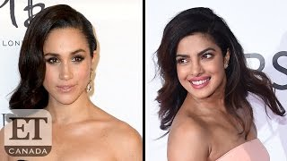 Priyanka Chopra Dishes On Meghan Markle And Prince Harry