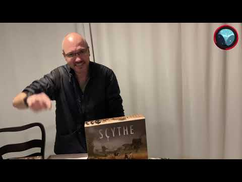 Scythe e Expansões - Unboxing e Comparação
