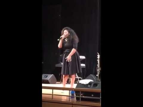 Jekalyn Carr Singing Hymns