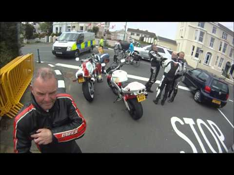 CRAZY Isle of Man TT 2013 in HD with NO MUSIC