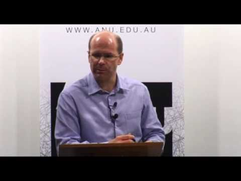 George Williams: The future of the Australian Bill of Rights debate at ANU