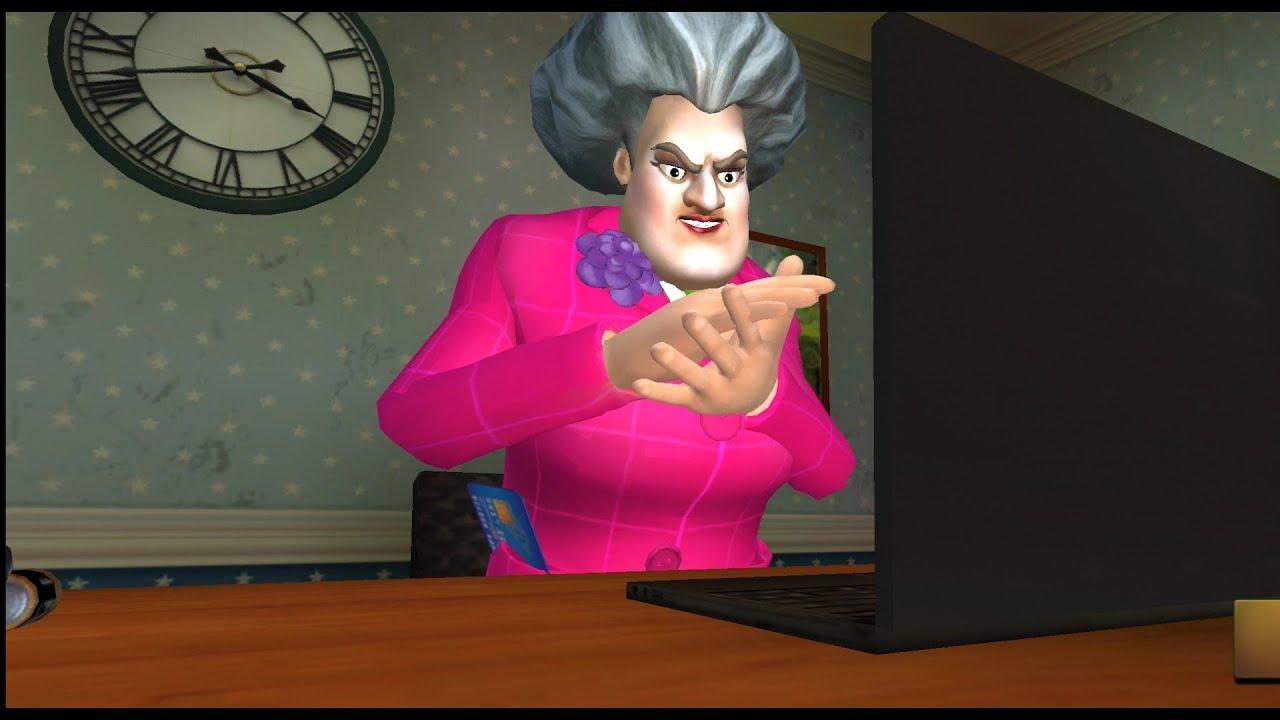 Scary Teacher 3D Gameplay Chapter: 2 Love Affair All Levels Part 2