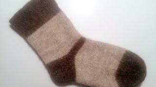 Сверхтёплые толстые носки из грубой шерсти — для экстремальных условий. Рекомендуем охотникам, рыбакам,...