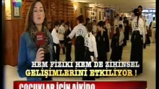 SHOW TV ANA HABER SEVGİ AİKİDO.. SEVGİ SENSEİ...23.Nİsan Ulusal Egemenlik ve Çocuk Bayramı