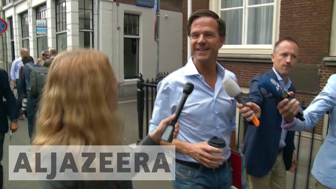 Dutch party leaders try to break political deadlock