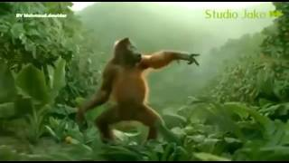Танцующая обезьяна (Таджикская песня)