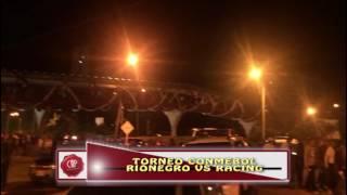 Disturbios partido Rionegro Aguilas Vs Racing