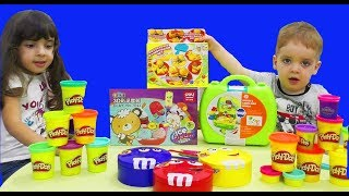 Unboxing Ice cream playset