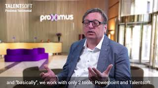 """[EN] The Digital Learner 2017 – Proximus' project """"Make your own digital Learning"""""""