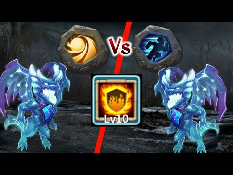 Lavanica | Sacred Light Vs Stealth | 10/10 Flame Gaurd Survival Test | Which Is Best? | Castle Clash