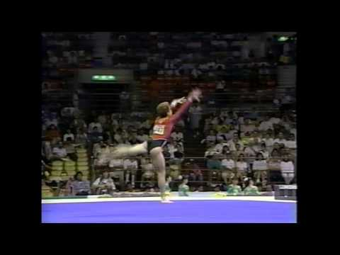 1988 Olympics - Women's Gymnastics - Compulsories - Part 1