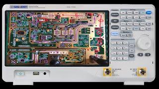 Siglent SVA1032X Vector Network Analyser to 3,2 GHz