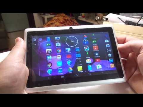 Нов модел таблет -7 Android 4.2 1GB RAM, две камери 20