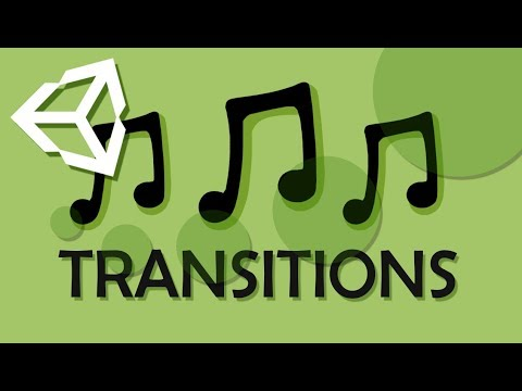 HOW TO MAKE MUSIC TRANSITIONS - EASY UNITY TUTORIAL