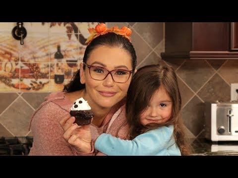 Download Youtube: JWOWW's Vegan Halloween Treats with Meilani!