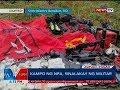 Kampo Ng NPA, Sinalakay Ng Militar