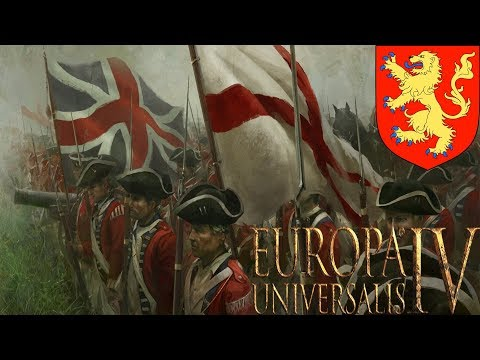 Europa Universalis IV - Rule Of Britannia - Inglaterra en DIRECTO #2