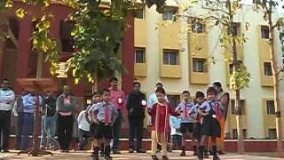 Republic Day Celebration - 26th January 2016, by Sri International School at Sri Polytechnic,