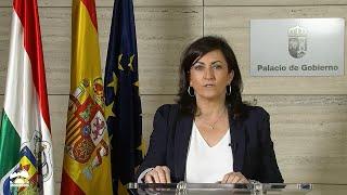 """Andreu pide a los riojanos """"unidad, responsabilidad y disciplina social"""""""
