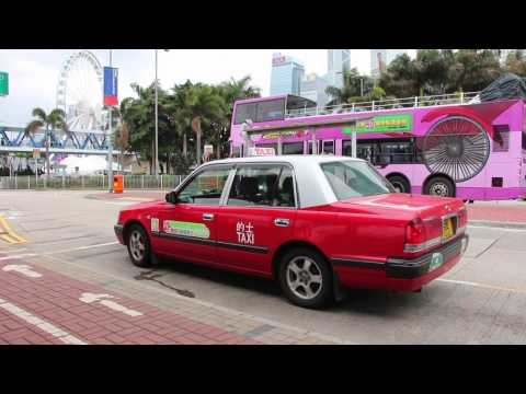 Uber and Taxi Service in Hong Kong