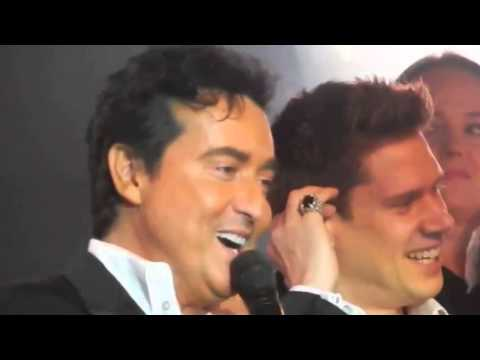 【IL DIVO】 You Raise Me Up~I Believe In You