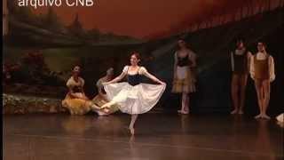 """Filipa de Castro - """"Giselle"""" 1st act solo"""