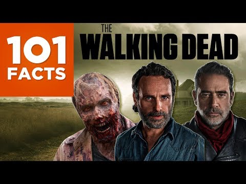 101 Facts About The Walking Dead