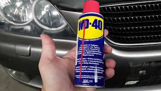 How to remove double sided tape from a car / cum sa stergi lipiciul de pe vopsea !