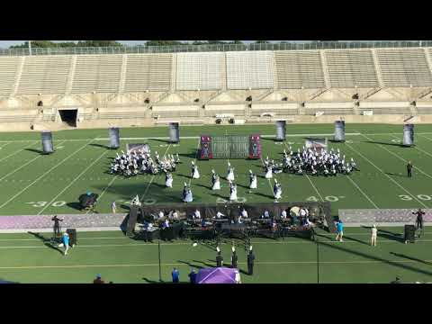 Georgetown Eagle Marching Band - 2018 Texas Marching Classic Prelims -