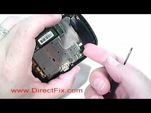 Palm Pre Teardown & Screen Replacement Video Directions by DirectFix.com