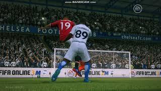 Trận đấu bàn thắng nhanh nhất game - FIFA Online 4 - Game bóng đá trực tuyến
