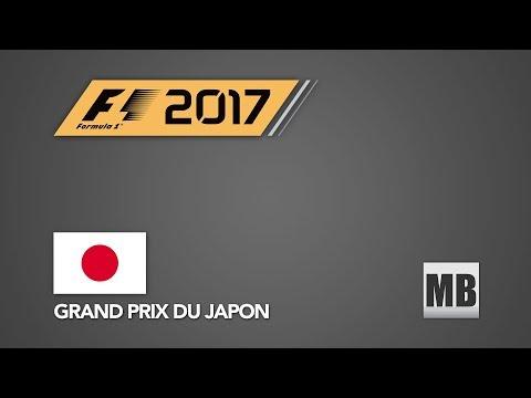 F1 2017: Grand Prix du Japon
