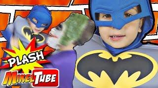 Especial Halloween Batman vs. Joker de disfracesorivip.com