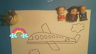 떴다떴다 비행기