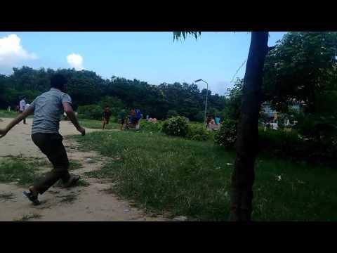Indian cricket in Delhi Jasola Vihar