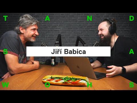 Jiří Babica: Do bagety bych dal hořčici a mozzarellu. Aby to bylo křupavý (podcast)