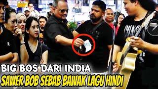 Download lagu Saudagar Kaya dari INDIA siram Bob  Auto terpukau Dia dengar Bob bawak lagu Hindustan  