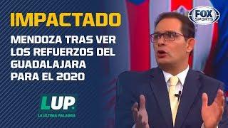 """Las SuperChivas 2.0: """"Vean estos nombres, es un trabuco este Guadalajara"""""""