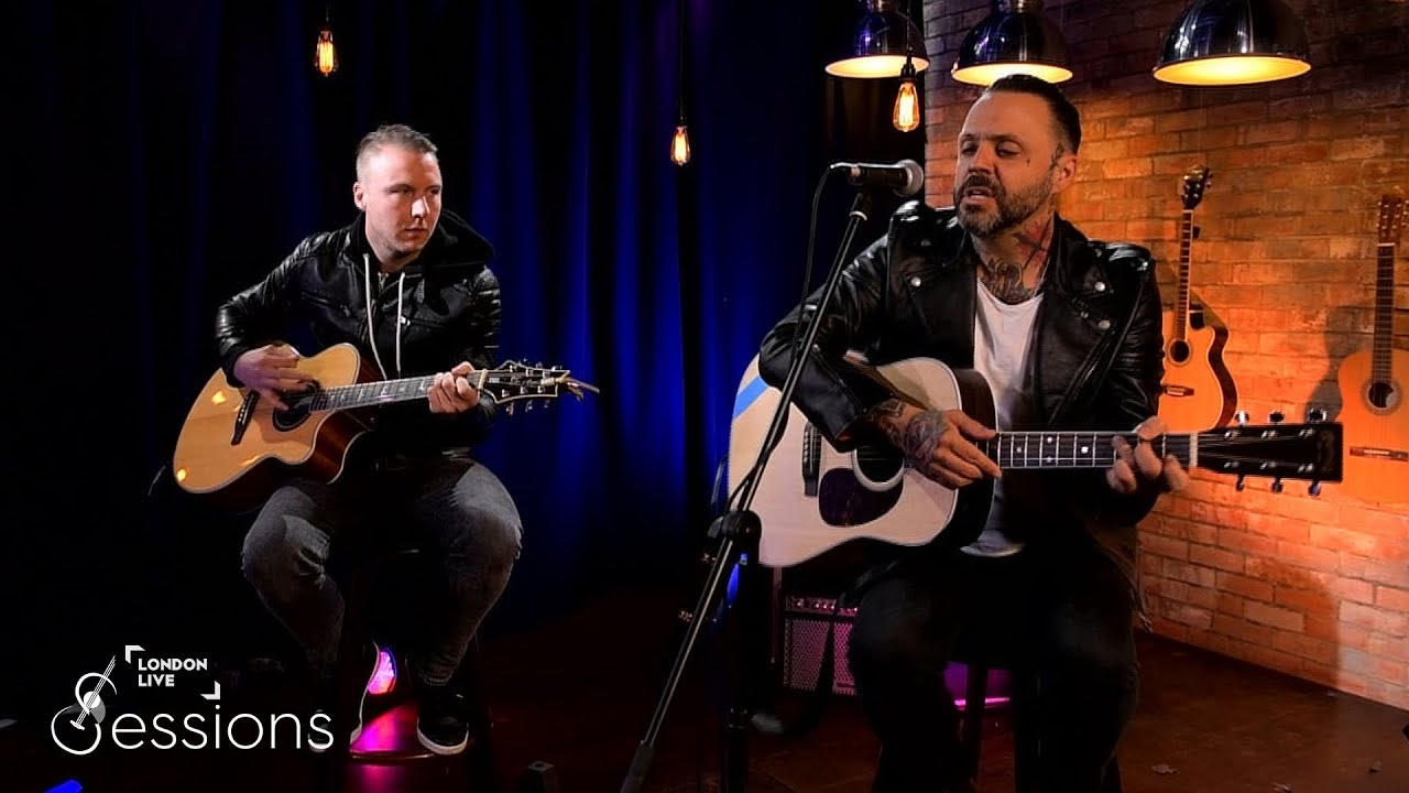 Blue October I Hope Youre Happy London Live Sessions Youtube