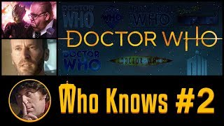 Gambar cover Доктор Кто: Who Knows, выпуск 2