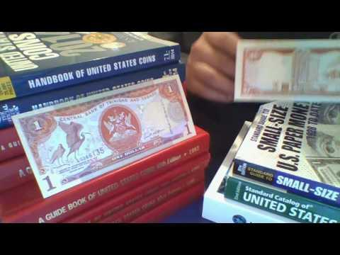 Trinidad & Tobago 1 Dollar 2006 World Paper Money Banknote
