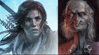 """Миссия: """"Баба Яга""""  Rise of the Tomb Raider: 20 Year Celebration прохождение часть 4"""