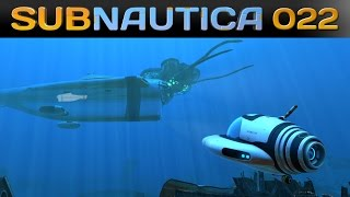 SUBNAUTICA [022] [Der riesiege Kuschelfisch [PRAWN UPDATE] [Let's Play Gameplay Deutsch German] thumbnail