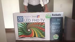 Unboxing TV Exclusiv - TECHcetera